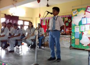 Poem and Recitation