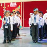 LKG and UKG Activity on Rhymes and Good Manners 2019-20