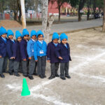 LKG and UKG Sports Activity 2019-20