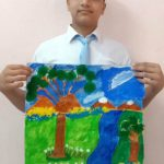 Scenery Making with Waste Material 2021-22