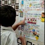 Speech and Colouring Activity 2021-22